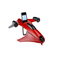 Vestel iDock Aero Uçak Şeklinde iPod Hoparlör Sistemi (20226005)