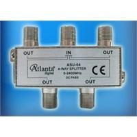 Atlanta ASU-04 1/4 Uydu Bölücü (5-2400 MHz)