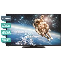 "REGAL 39R6010F 39"" 99 Ekran FULL HD Uydu Alıcılı 200 Hz. Smart LED TV"