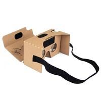 Microsonic V2. Google Cardboard Vr 3D Sanal Gerçeklik Gözlüğü