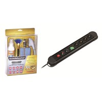 Goldmaster Tv Starter Kit(Akım Koruma + Temizlik Seti + HDMI + Scart + Fırça)