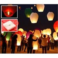 Hepsi Dahice Mucize Japon Feneri Balon