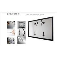 """Ultimate LED 2000/B 32""""-60"""" Halatlı Askı Aparatı"""