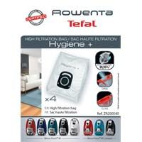 Rowenta Hygiene+ Toz Torbası(Bir pakette 4 adet)