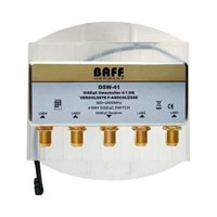 Baff Dsw-41 1/4 Gold Diseqc Switch Kutulu