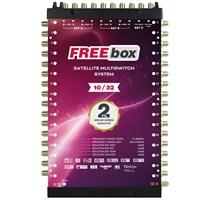 Freebox 10-32 Sonlu Multiswitch Santral + Adaptör Next&Nextstar Garantili