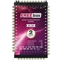Freebox 10-32 Kaskatlı Multiswitch Santral Next&Nextstar Garantili