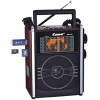 Kamal Km-103 Şarjlı Mp3 Çalar Radyo