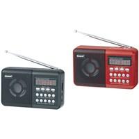 Kamal Km-229 Usb+Sd Mp3 Çalar Şarjlı Radyo