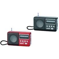 Kamal Km-239 Usb+Sd Mp3 Çalar Şarjlı Radyo