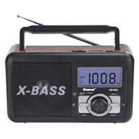 Kamal Km-902 Usb+Sd Şarjlı Mp3 Çalar Radyo
