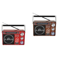 Kamal Km-944 Usb+Sd Şarjlı Mp3 Çalar Radyo