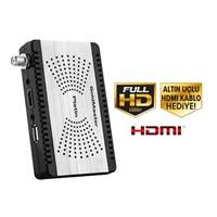 Goldmaster Micro HD-PLATİN Uydu Alıcısı
