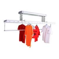 L-Best Uzaktan Kumandalı Kıyafet Ve Çamaşır Kurutmalık Gümüş 2,2 M