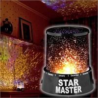 LoveQ Projeksiyon Gece Lambası Star Master