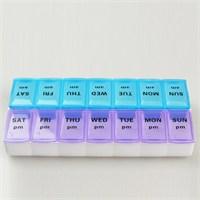 Biyax 2 Haftalık İlaç Organizeri