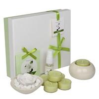 Hepsi Dahice Aroma Diffuser Set 6'Lı Tealight Jasmine