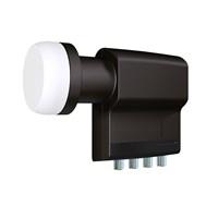 Atlanta Inverto Black Premium Quad LNB (Dört Çıkışlı - Bireysel Kullanım)