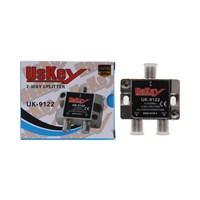 Uskey Uk-9122 5-2400 Mhz 1/2 Full Hd Splitter