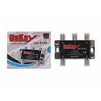Uskey Uk-9124 Full Hd 5-2400 Mhz Splitter