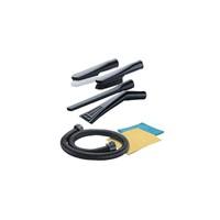 Karcher Islak-Kuru Elektrikli Süpürge Aksesuarı-Araç İçi Temizlik Kiti, 8 Parça, Nw 35