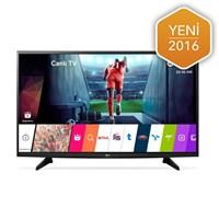"LG 43LH590V 43""109 Ekran Full HD Uydu Alıcılı Smart LED TV"