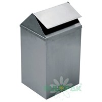 Rulopak Sallanır Kapak Çöp Kovası 25 Lt