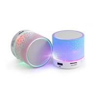 Magic Bluetooth Hoparlör Müzik Kutusu Fm Transparan Işıklı A9 Kerasus