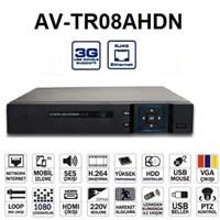 Avenir Av-Tr08ahdn 8 Kanal Ahd Dvr Kayıt Cihazı