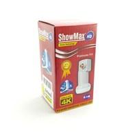 Showmax Ultra Hd 4K Single Lnb 0,1D