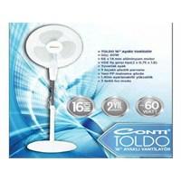 Conti Toldo 60 W Ayaklı Vantilatör