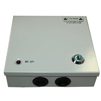 X5 Tech 12V-3A 4 Kanal Kamera Adaptörü