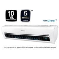 Samsung AR7500 AR18KSSDCWK/SK A++ 18000 Btu/h Dijital İnverter Klima