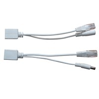 IP Kameralar için Pasif POE Kablosu