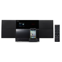 Pioneer X-SMC3-K Slim Air Play Av Mikro Sistem