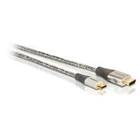 Philips SWV3472S Mini HDMI Kablosu / 1,5m / Gold