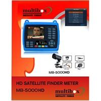 Multibox MB-5000 HD Led'li Uydu Yön Bulucu