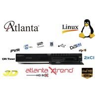 Atlanta Xtrend Smart Linux HD PVR Dijital Uydu Alıcısı ET-9000 (Çift Tuner) (Full HD)