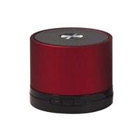 Sonorous Mini Bluetooth Hoparlör (Kırmızı)