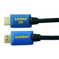 Techdata 30BTD 3D 1,4 V HIGH SPEED HDMI KABLO