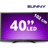 "Sunny-Axen 40"" UsbMovie FULL HD LED"