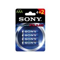 Sony AM4B4X2D Alkalin Kalem Pil (AAA) (4+2 Blister Ambalaj)