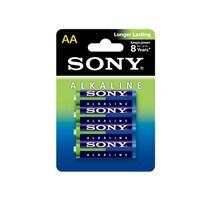 Sony AM3LB4D Alkalin Kalem Pil (AA) (4lü Blister Ambalaj)