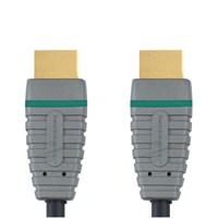 Bandridge BVL1001 3D Altın Uçlu HDMI Kablo (1 metre)
