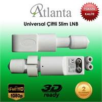 Atlanta ATL-01 Slim Hd Lnb (Çift Çıkışlı)