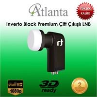 Atlanta Inverto Black Premium Twin LNB (Çift Çıkışlı)