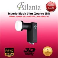 Atlanta Inverto Black Ultra Santral Lnb (Quattro dört çıkışlı - merkezi sistemlerde kullanılır)