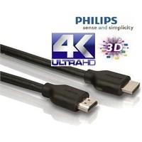 Philips SWV5401H 4K Destekli 1,8m Ethernet HDMI Kablo ( ULTRA HD - 3D )