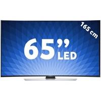 """Samsung 65HU8500 65"""" 165 Ekran [4K] Ultra HD Uydu Alıcılı 3D Smart 4 Çekirdekli Curved LED TV+ 4 Adet Gözlük Hediye"""