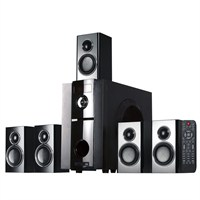 Mikado MD-810 5+1 Usb+SD+FM Destekli Multimedia Speaker